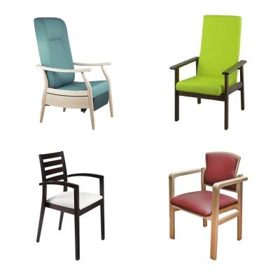 Sillas sillones y butacas equipamiento geri trico y adaptado - Butacas y sillones ...