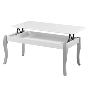 Sistemas de mesas equipamiento geri trico y adaptado for Mesas supletorias plegables